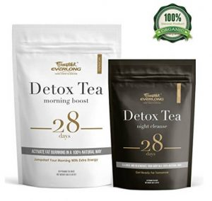 Everlong Detox Tea 28 Days