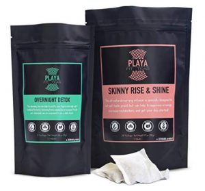 Playa Fit Teas Skinny Detox