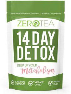 Zero Tea 14 Day Detox