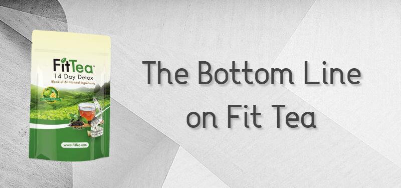Our Verdict on Fit Tea