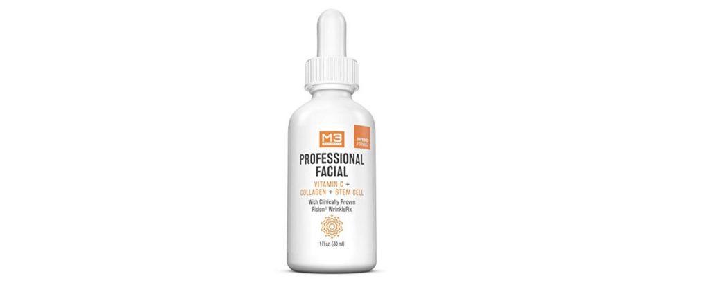 M3 Naturals Professional Facial Serum