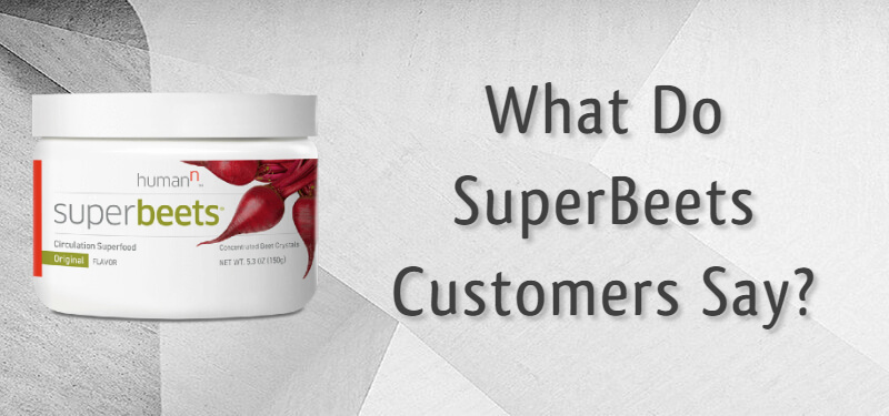What do SuperBeets customers say?