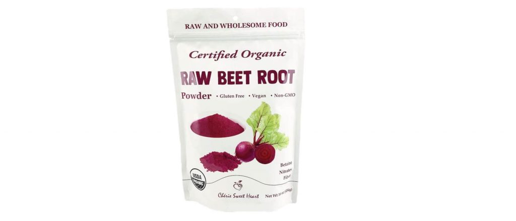 Cherie Sweet Heart Beet Root Powder
