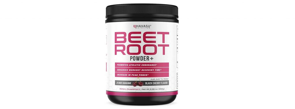 Havasu Nutrition beet powder