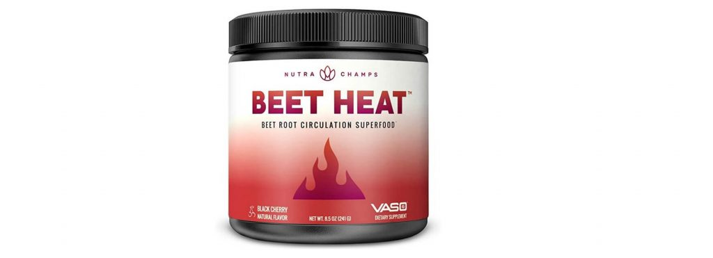 NutraChamps Beet Heat