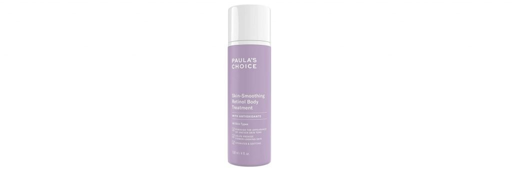 Paula's Choice skin smoothing body treatment