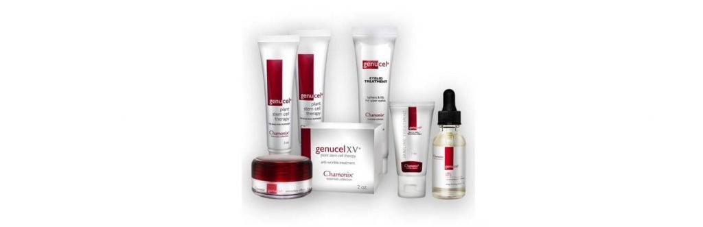 Range of Genucel products